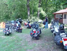 Legislative Retreat at the Green River Cove Motorcycle Manison Camping Complex